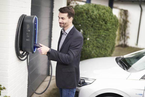 EV Charger Shop - Innogy eBox 3.0 Professional EV charger