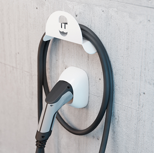 Socket for Type 2 plug from WallBox