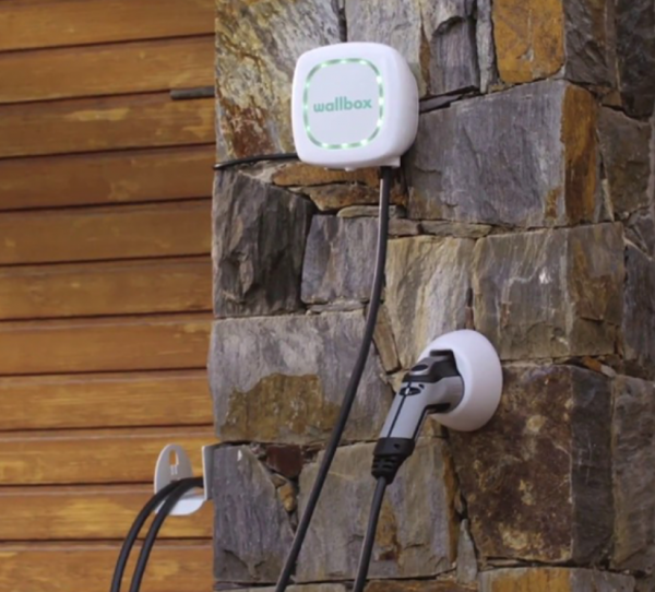 Wallbox Pulsar 7.4kW EB Charger with 5m Cable